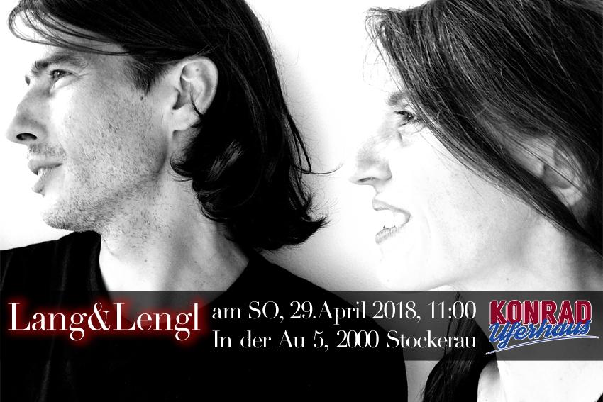 Lang & Lengl im KonradUferhaus